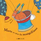 Marta au pays des mongolfières