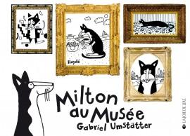 Milton au musée