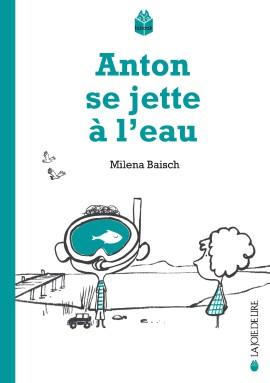Anton se jette à l'eau