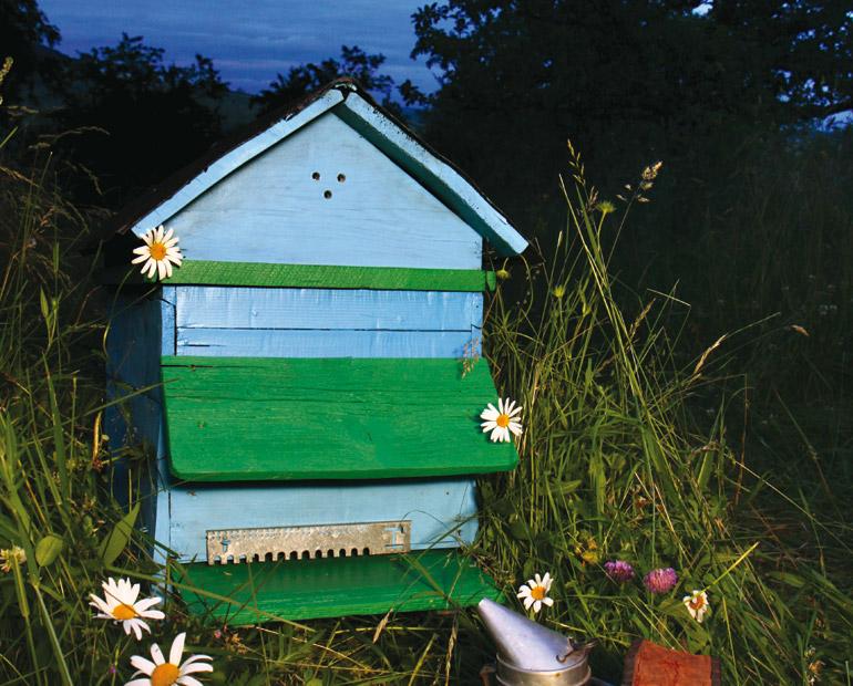 Il faut le dire aux abeilles