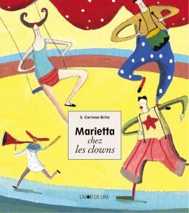 Marietta chez les clowns