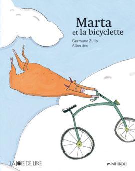 Marta et la bicyclette – poche