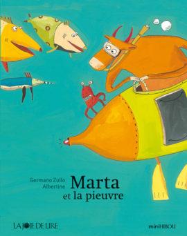 Marta et la pieuvre – poche