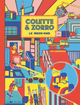 Colette et Zorro, le week-end