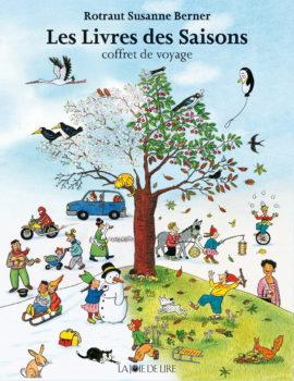 Les livres des saisons – coffret de voyage
