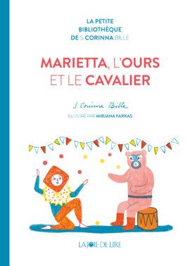 Marietta, l'ours et le cavalier