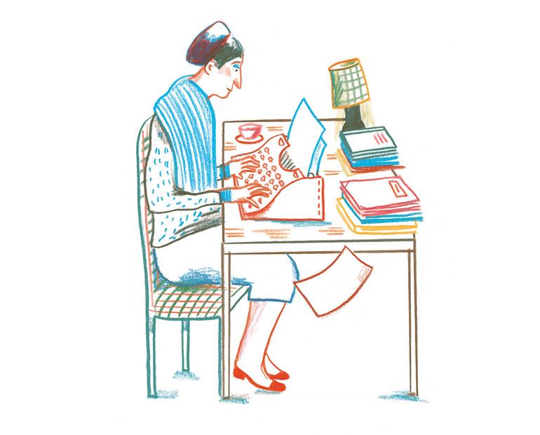 Toute une vie à écrire